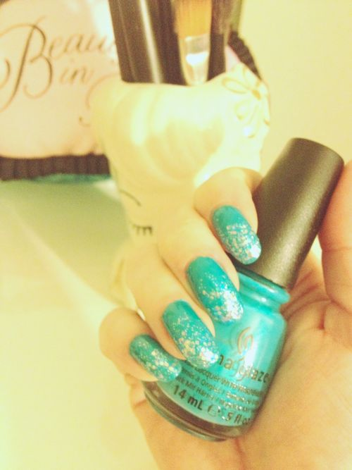 Nails_mermaid